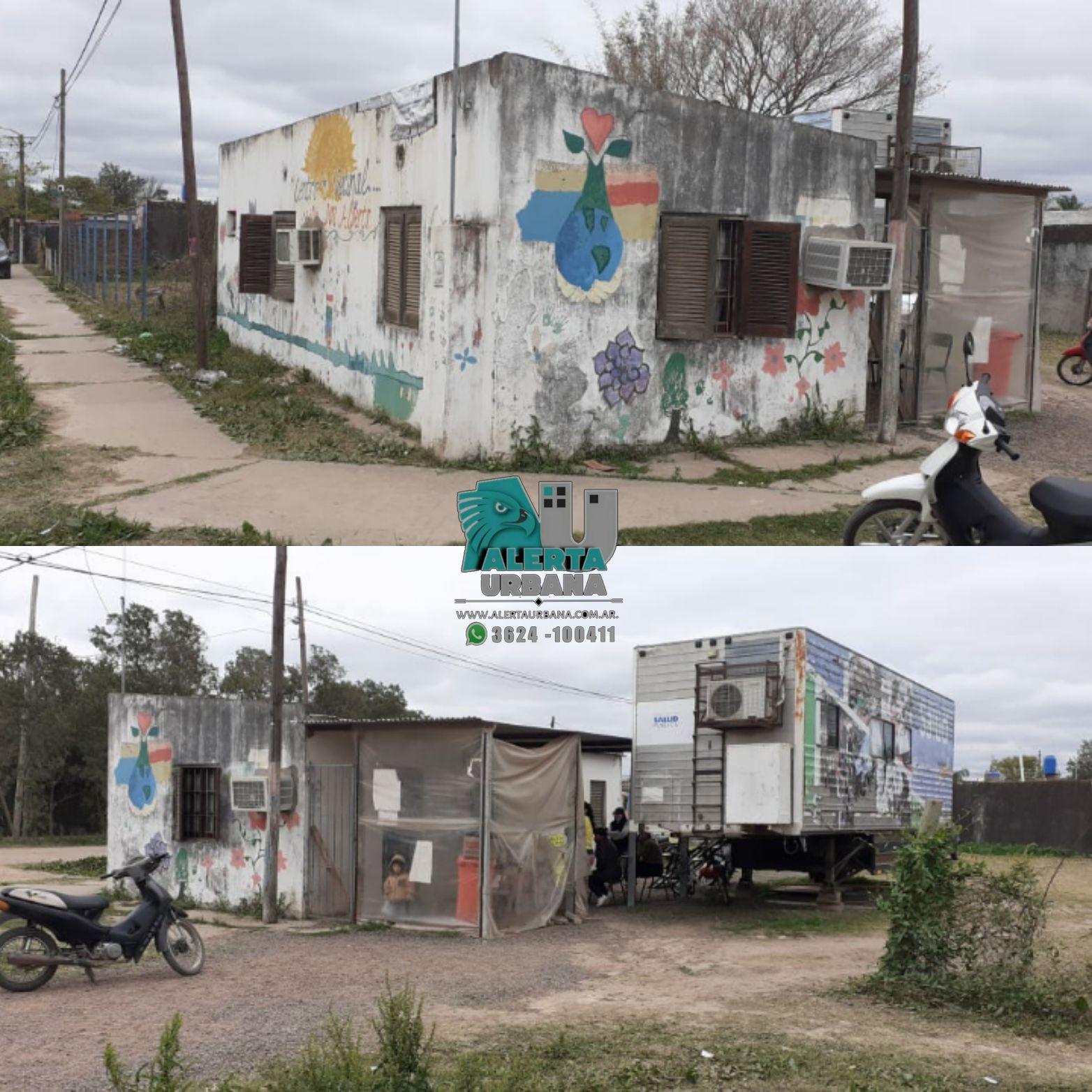 Enfermeras del Centro de Salud de Villa Don Alberto, no atenderán hasta ser trasladados al nuevo Centro