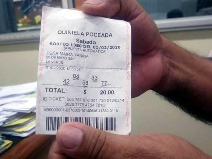 Poceada: empleado municipal se llevó más de cuatro millones de pesos