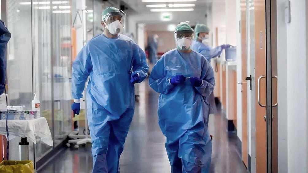 COVID-19: la Nación reportó 10.684 nuevos contagios en el país, 89 de ellos en el Chaco.