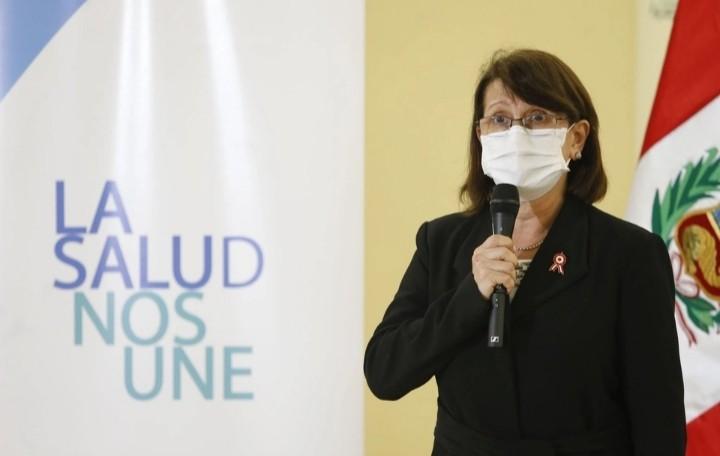 Coronavirus: la insólita explicación de la ministra de Salud de Perú sobre el rol de los asintomáticos