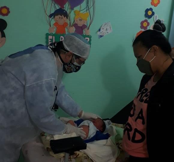 Salud Pública garantiza asistencia sanitaria para las familias de Villa Rural El Palmar