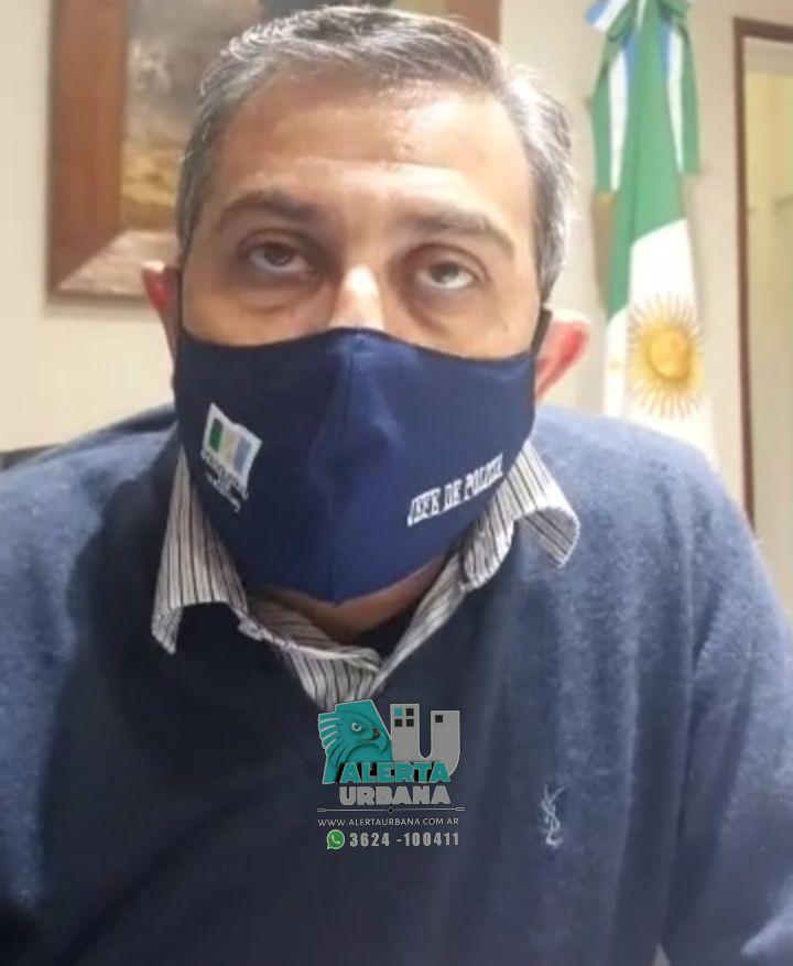 Homicidio del Agente de Policía Claudio Germán Parada