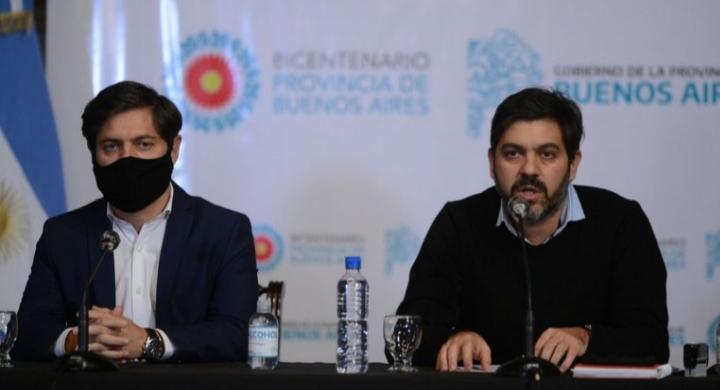 Tras las protestas, el gobierno de Axel Kicillof anunció un aumento salarial para la Policía Bonaerense