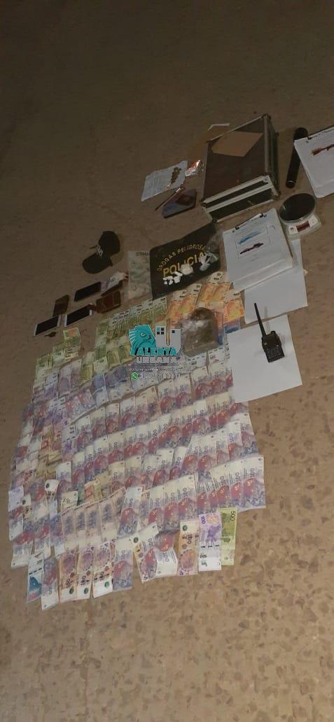 Campo Largo: dealers fueron detenidos .