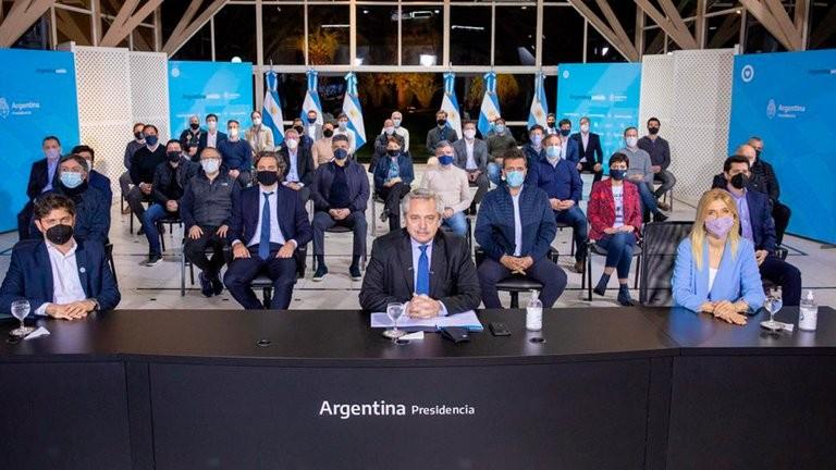 Alberto Fernández decidió quitarle a la Ciudad de Buenos Aires más de 30 mil millones de pesos de coparticipación anual para solucionar el conflicto de la policía bonaerense