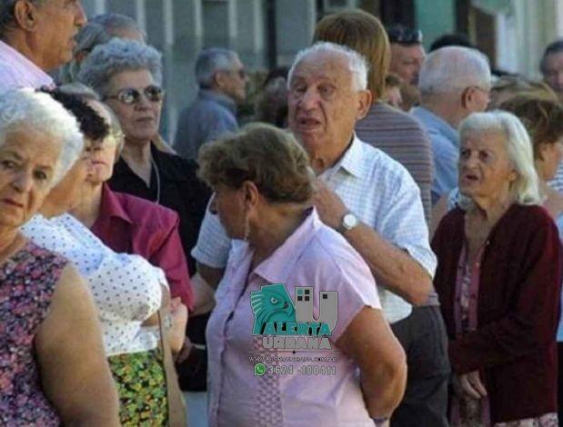 Continúa el pago de haberes para jubilados y pensionados nacionales