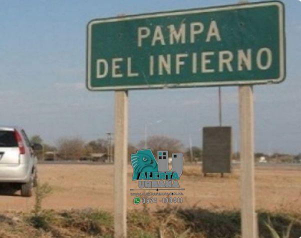 Pampa Del Infierno: un niño de cuatro años falleció tras sufrir lesiones en un incendio