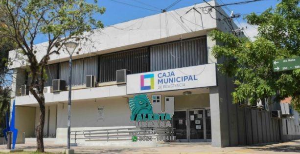 Empleados de la Caja Municipal de Resistencia con Covid19 se encuentran en buen estado de salud
