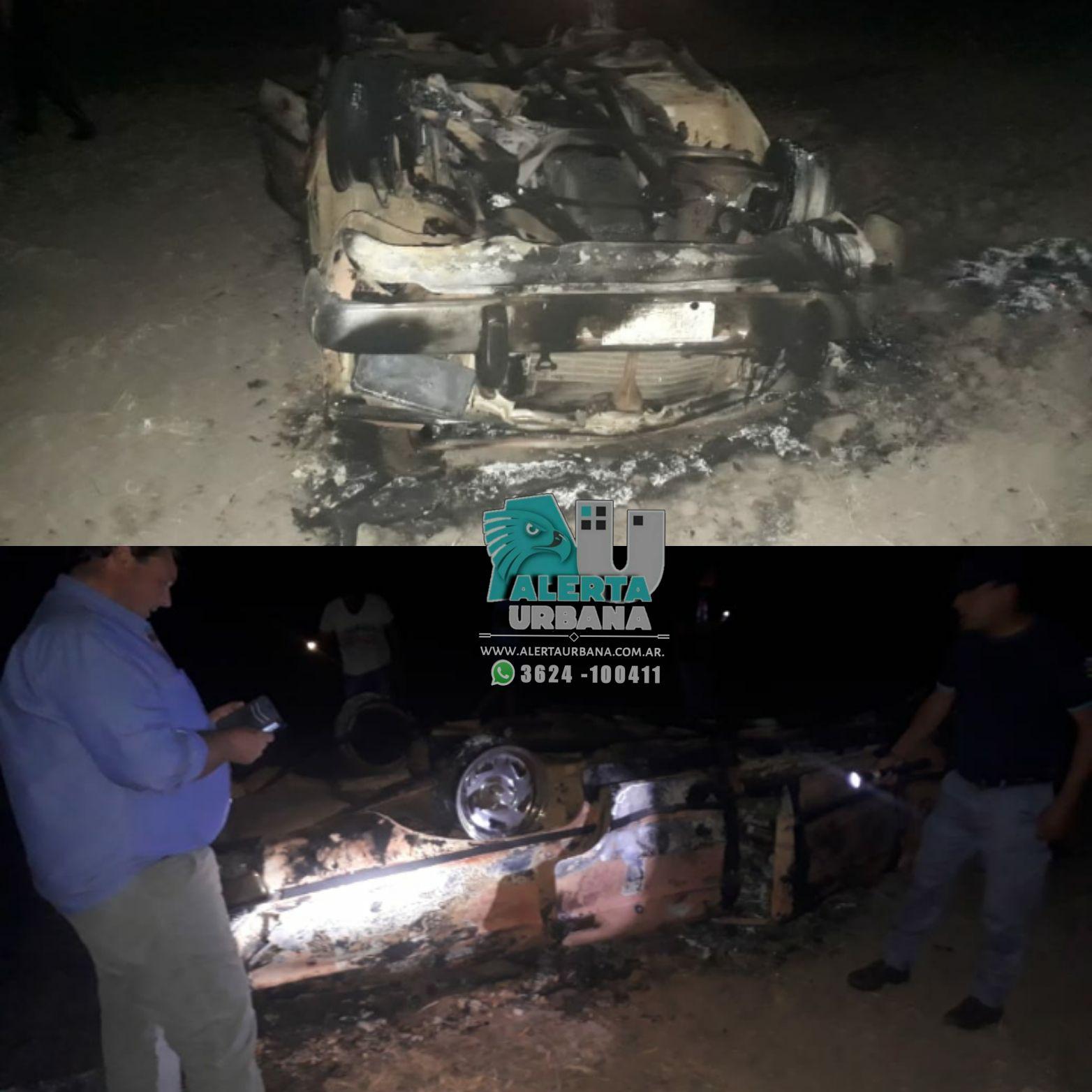 Sáenz Peña: accidente de tránsito fatal