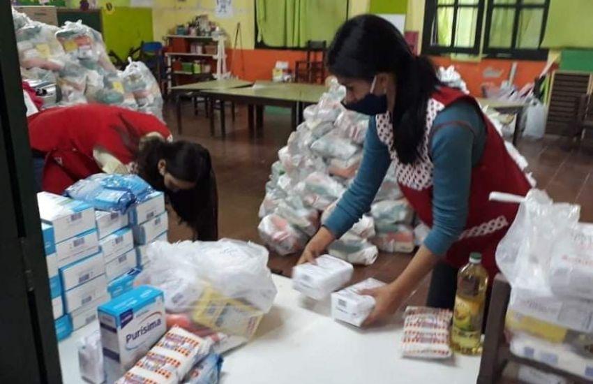 Programa de Seguridad Alimentaria: brindaron un balance de los primeros nueve meses