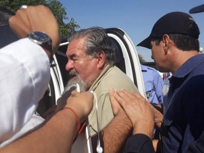 Sáenz Peña: Otorgaron el arresto domiciliario a Raúl Castells.