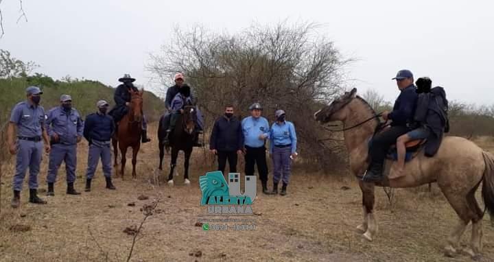 Gral. San Martín: encuentran a tres hermanos que se perdieron en el monte.