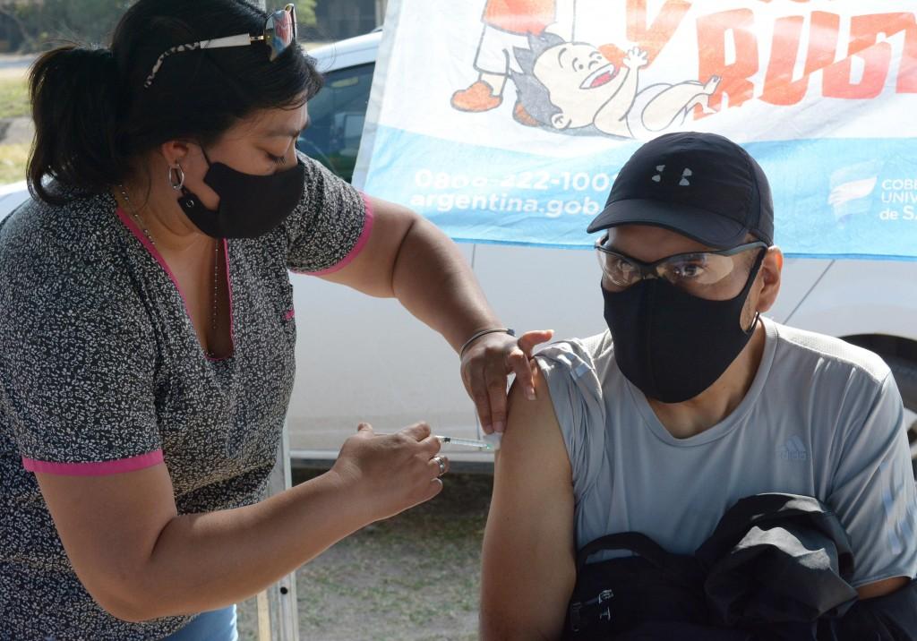 """Continúa la campaña """"Las vacunas, mi mejor protección"""