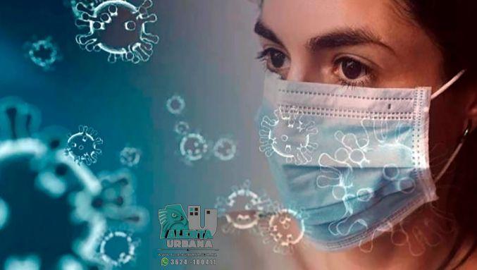 Covid-19: Salud Pública informó un total de 6.751 casos de COVID-19, de los cuales 5.691 personas ya recibieron el alta clínica