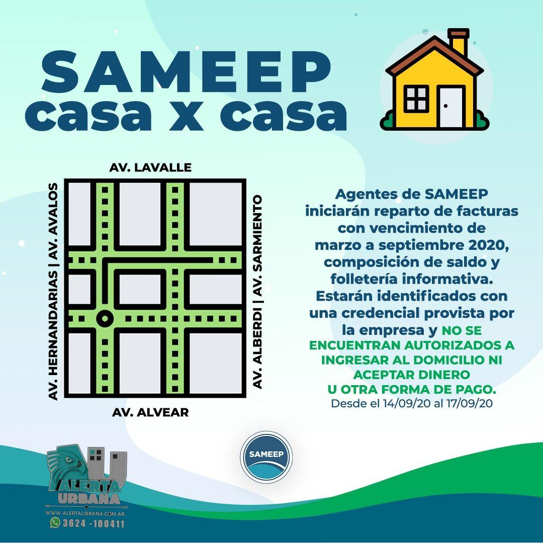 SAMEEP: Programa Casa por Casa
