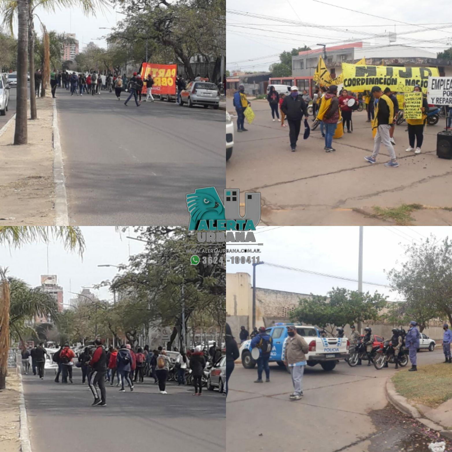 Chaco: Panorama de Manifestaciones