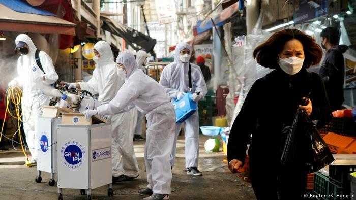 Con nuevo récord diario de contagios. el mundo superó los 29 millones de casos de coronavirus