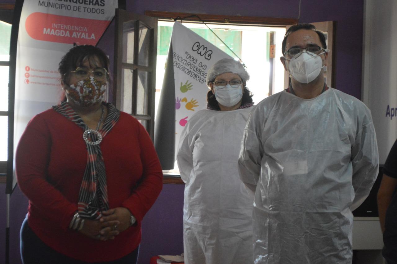 "Barranqueras: Municipio realizó jornada de ""donación de sangre"""