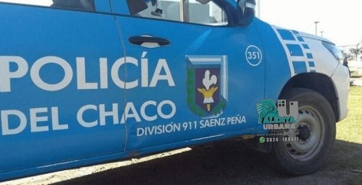 Sáenz Peña: Menor de 14 años chocó y mató a una mujer.