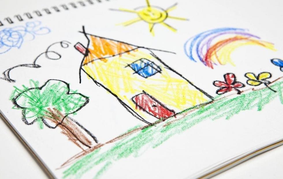 Corrientes: Anita tiene 9 años, salió mejor estudiante y sueña con encontrar una familia.