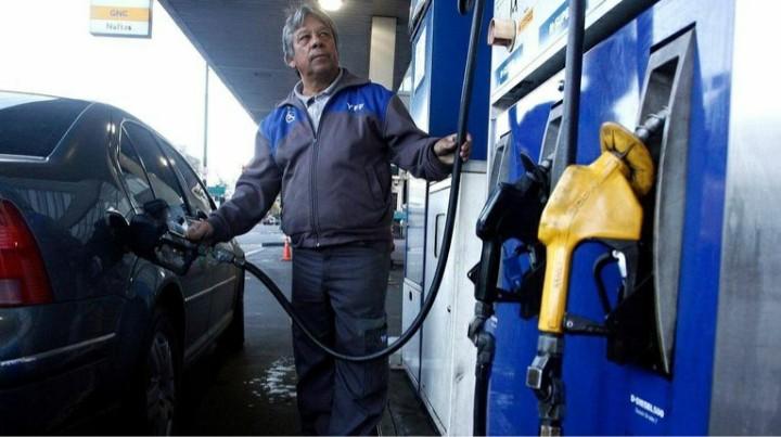 YPF aumenta un 3,5% el precio de las naftas, desde este sábado