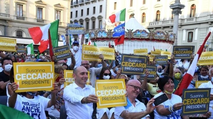 Italia va a elecciones a pesar del coronavirus