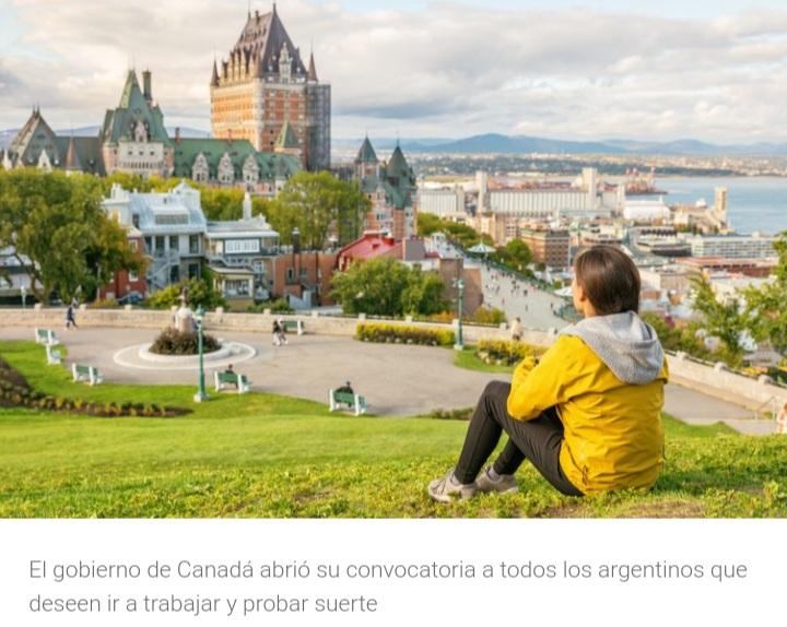 Canadá quiere atraer talentos argentinos: qué tipo de profesionales está buscando.