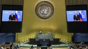 Coronavirus: Putin ofrece vacunación gratuita a la ONU.