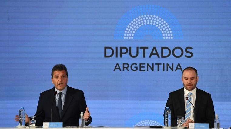 """""""Yo también puedo empezar a sarasear"""", la curiosa frase de Martín Guzmán en la presentación del Presupuesto"""