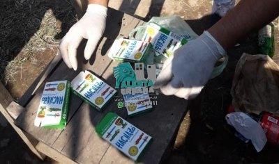 San Bernardo: organizaba juegos de azar clandestinos y prohibidos.