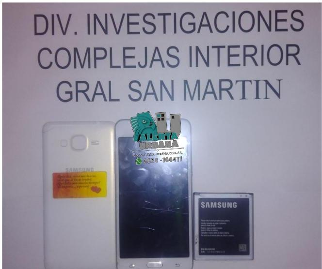 Supuesta corrupción de menores en Gral. San Martín, un hombre detenido.