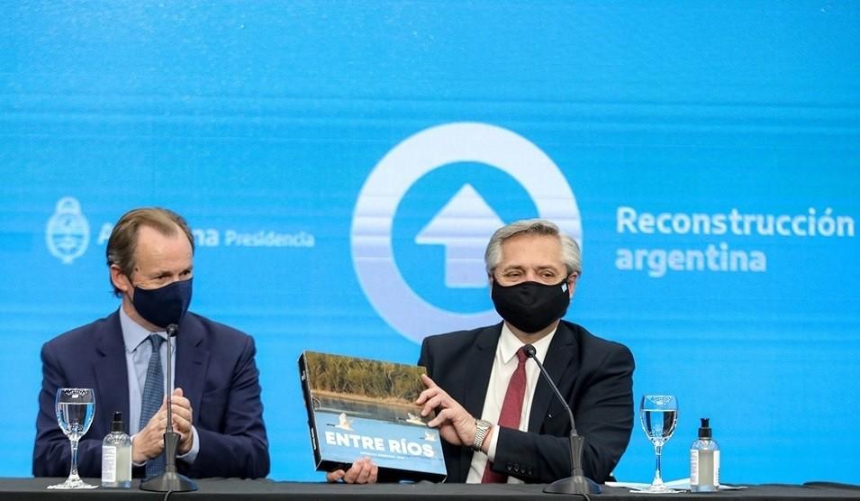 El duro mensaje de Alberto Fernández a la oposición y los medios