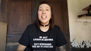Insolito: La militante vegana que denunció la