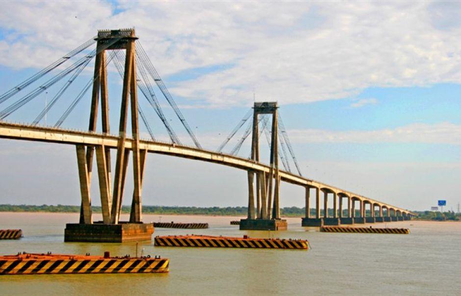 Una empresa de China presentó una propuesta para la construcción del segundo puente Chaco-Corrientes.