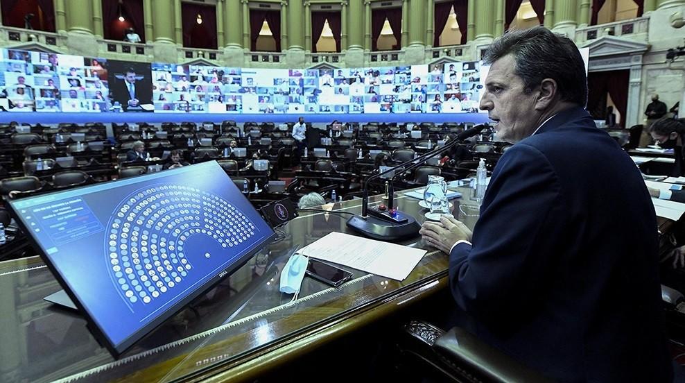 Diputados aprobó con fuerte respaldo el proyecto de refinanciación de deudas de provincias con Anses