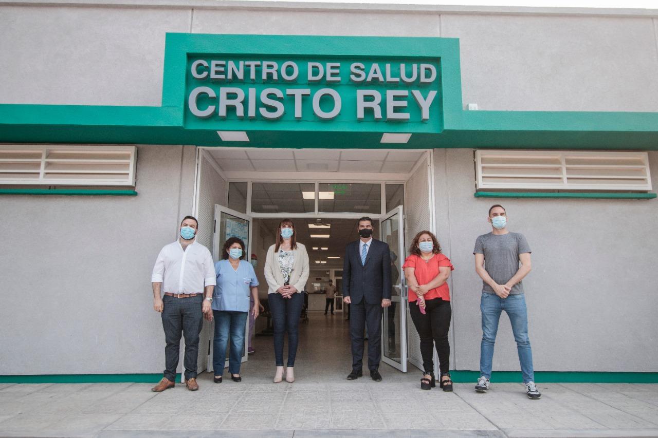 Ampliación y refuncionalización de Centro de Salud del Barrio Cristo Rey