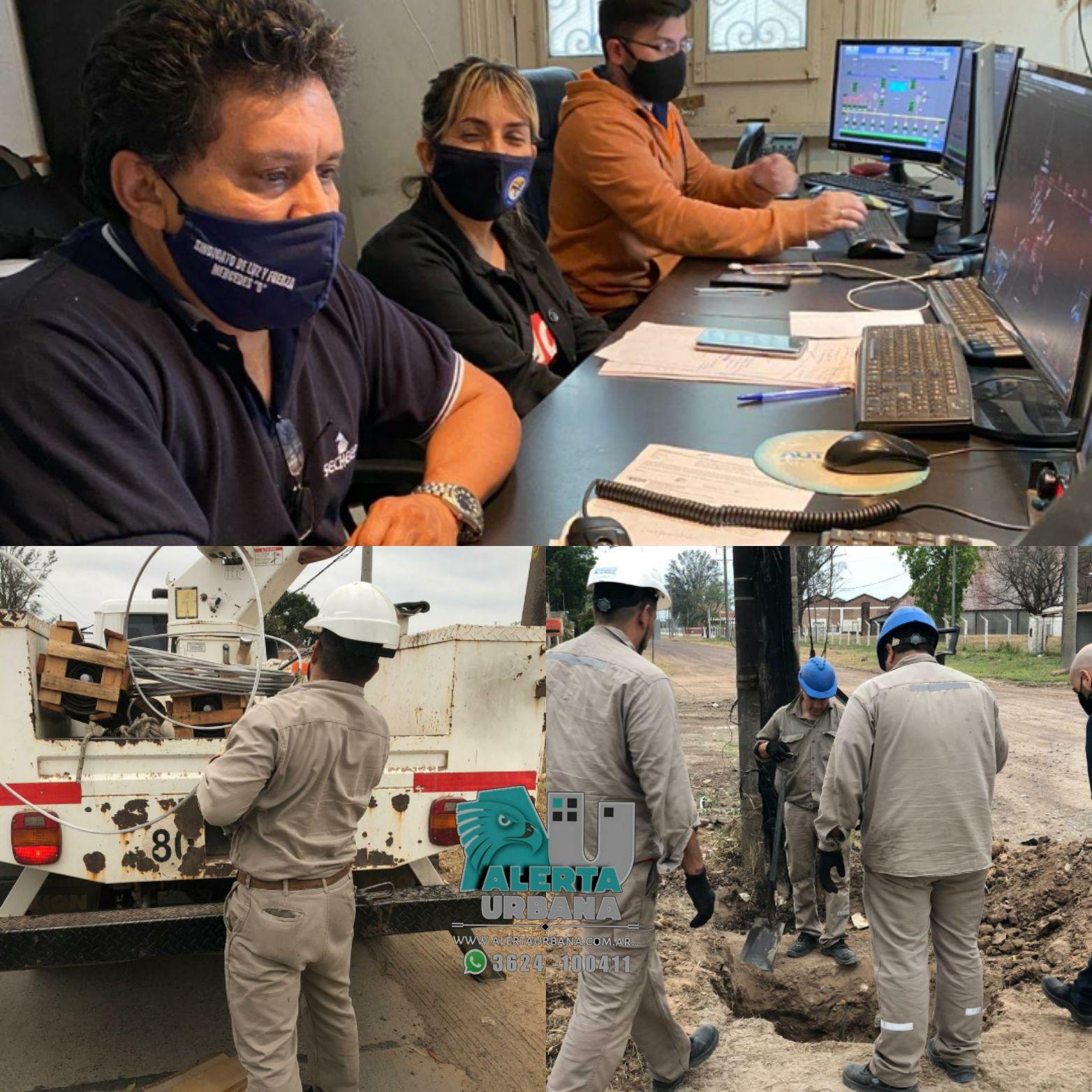 Tras el incendio en la Planta de Transnea, Secheep trabaja para abastecer  el servicio