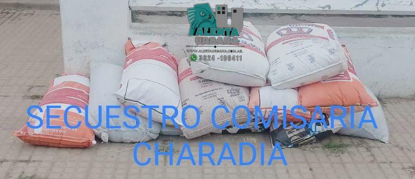 Charadai: puestero vendía bolsas de forrajes sin autorización