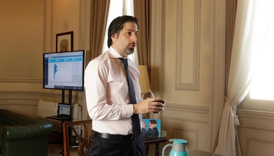 Nicolás Trotta descartó el dictado de clases presenciales en enero