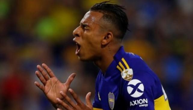 Sebastián Villa rompió el silencio y habló de su ausencia en los últimos dos partidos de Boca