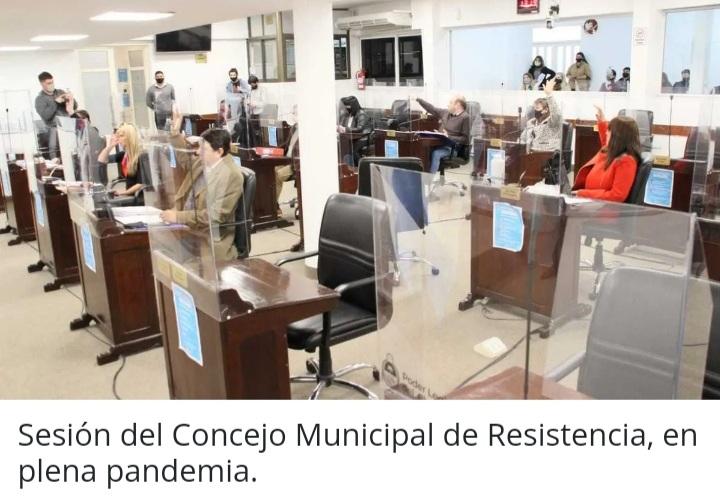 Impuestazo: el Concejo de Resistencia aprobó una nueva ordenanza.