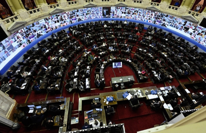 Diputados votó la ley para reactivar el turismo