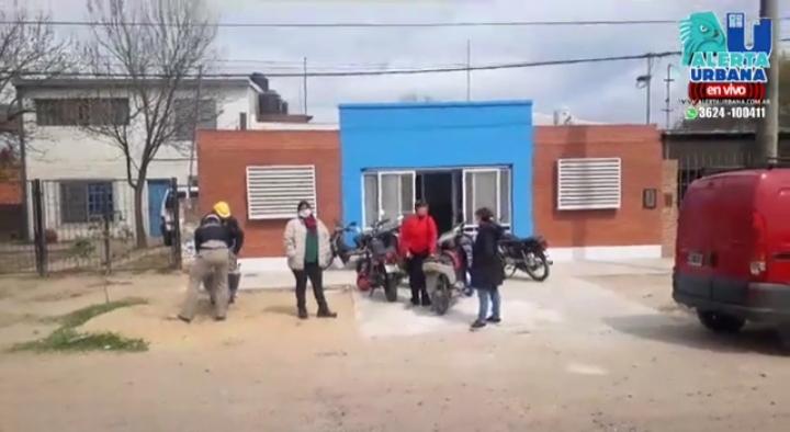 El nuevo Centro de Salud de Villa Don Alberto estaría finalizado en un mes