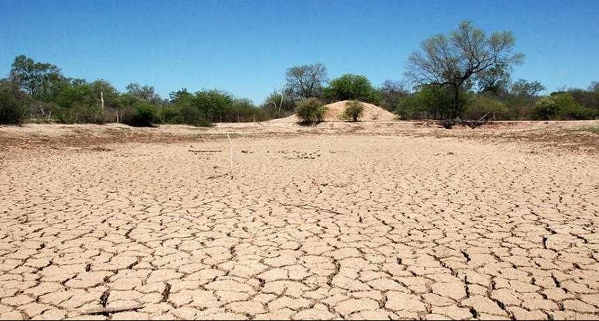 Entre la sequía y los incendios, pequeños productores piden asistencia