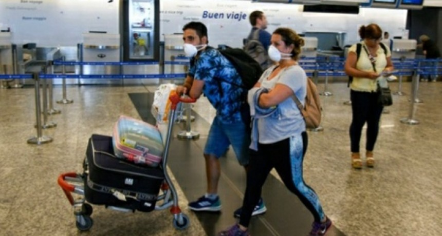 Protocolos para reanudar los vuelos de cabotaje