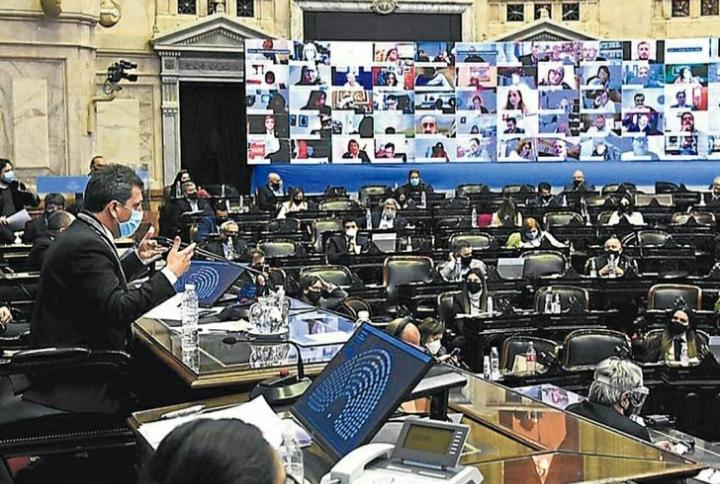 Juntos por el Cambio prepara un amparo contra el protocolo de sesiones virtuales en Diputados