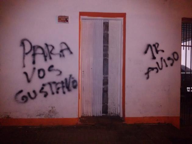 Barranqueras: Concejales de la UCR, repudiaron el ataque al domicilio de Gustavo González.