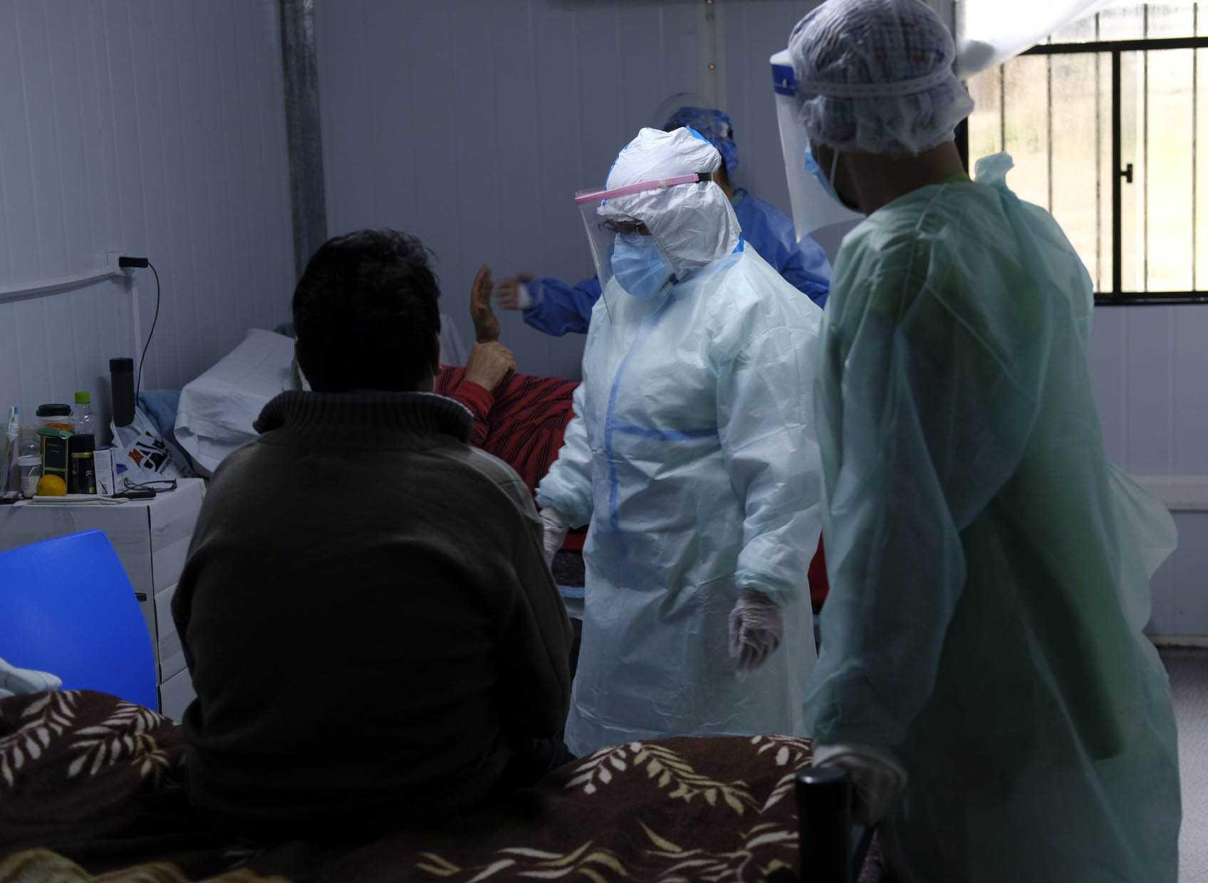 COVID-19: la Argentina superó las 11 mil muertes y los 535 mil contagios desde el inicio de la pandemia.