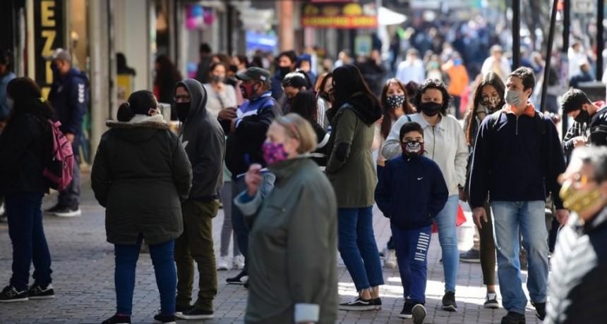 Coronavirus en Argentina: confirmaron 115 muertes y 10.776 nuevos contagios en las últimas 24 horas. En Chaco 117 nuevos positivos.