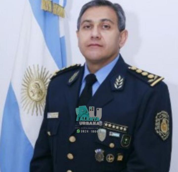 El Jefe de la Policía del Chaco brindó su opinión por la difusión de videos de las detenciones en Fontana